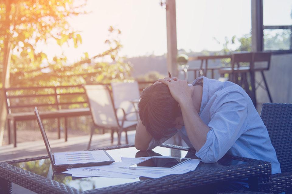 Når press gir stress